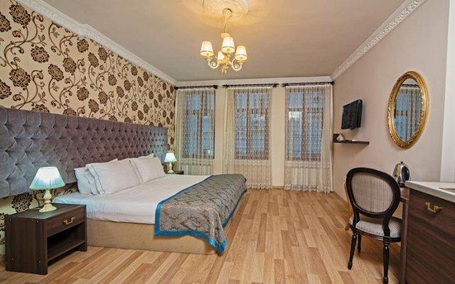 Отель Nar Comfort Pera Стамбул комната для гостей