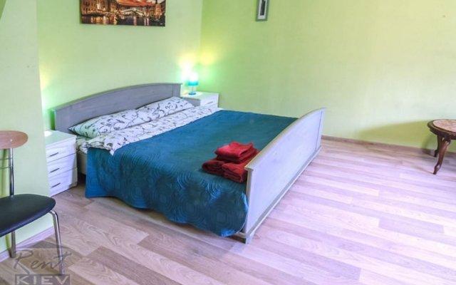 Гостиница Rent Kiev Pechersk комната для гостей