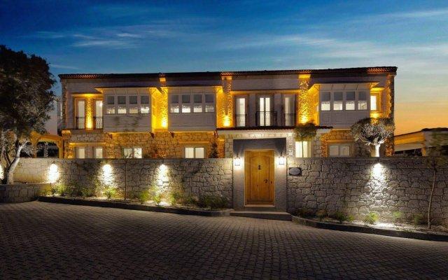 Отель Eritrina Butik Otel Чешме вид на фасад