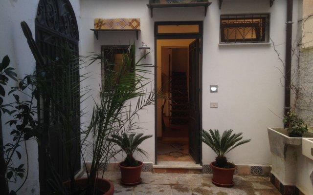 Отель Il Sommacco Италия, Палермо - отзывы, цены и фото номеров - забронировать отель Il Sommacco онлайн вид на фасад