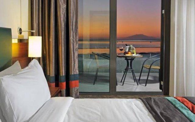 Rescate Hotel Van Турция, Ван - отзывы, цены и фото номеров - забронировать отель Rescate Hotel Van онлайн балкон