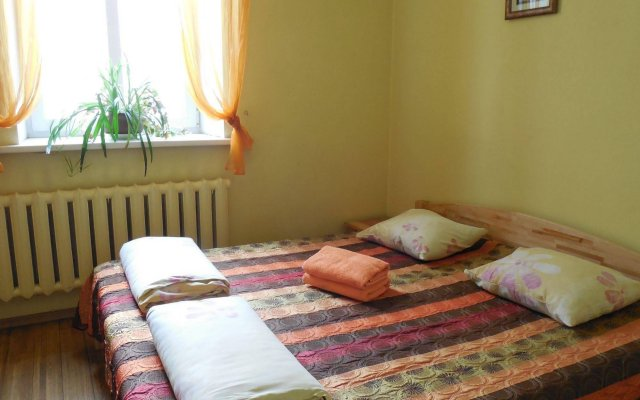 Central Park Hostel комната для гостей