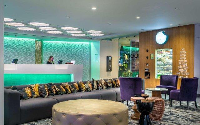 Отель Bloom Бельгия, Брюссель - 2 отзыва об отеле, цены и фото номеров - забронировать отель Bloom онлайн интерьер отеля