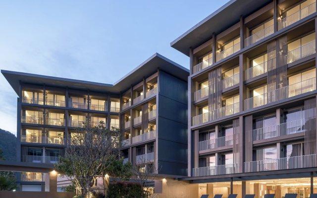 Отель Centra By Centara Phu Pano Resort Krabi Ао Нанг вид на фасад