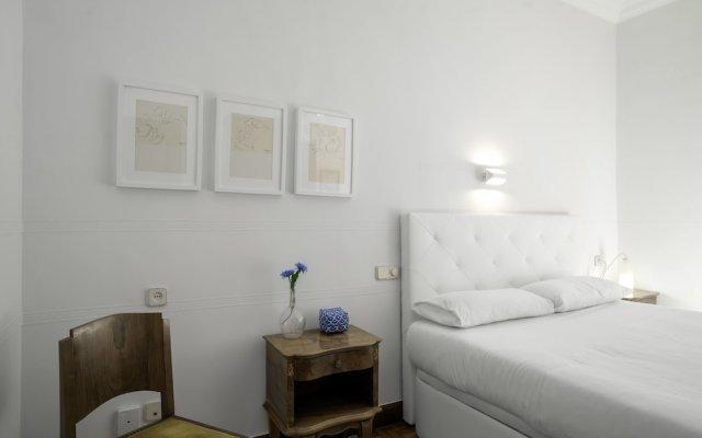 Апартаменты SansebastianForYou Market Apartment комната для гостей