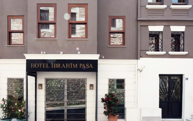 Ibrahim Pasha Турция, Стамбул - отзывы, цены и фото номеров - забронировать отель Ibrahim Pasha онлайн вид на фасад