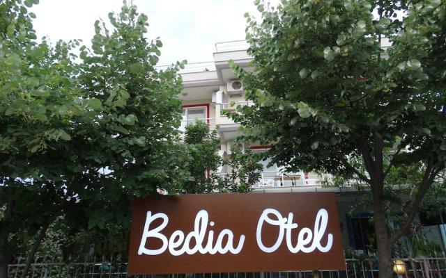 Отель Bedia Otel Мармара вид на фасад