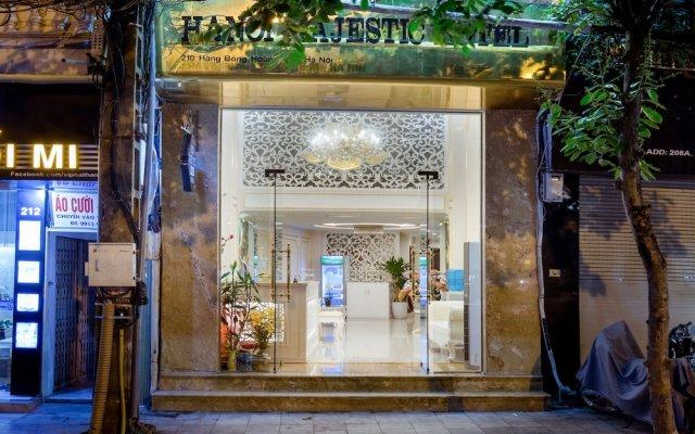 Hanoi Lavender Hotel вид на фасад