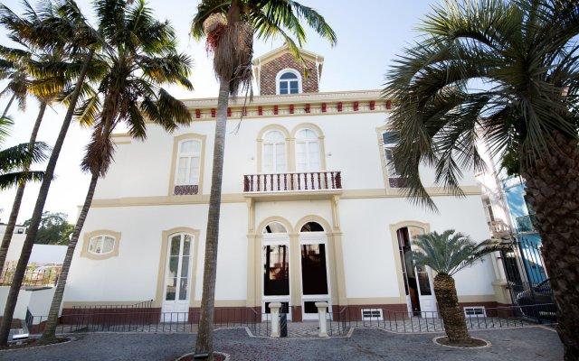 Отель Casa das Palmeiras Charming House Azores Португалия, Понта-Делгада - отзывы, цены и фото номеров - забронировать отель Casa das Palmeiras Charming House Azores онлайн вид на фасад
