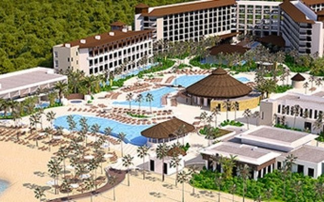 Отель Royalton White Sands - All Inclusive вид на фасад