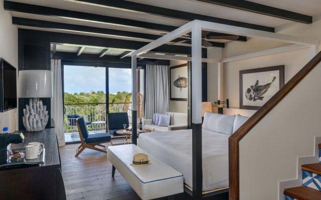 Отель Ocean Riviera Paradise All Inclusive комната для гостей
