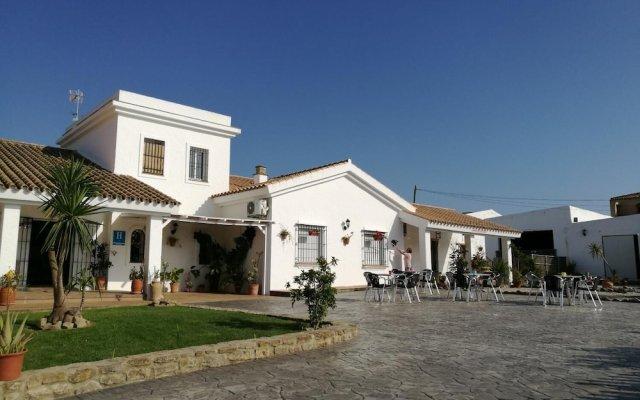 Отель Casa Fina Hotel Rural - Adults Only Испания, Кониль-де-ла-Фронтера - отзывы, цены и фото номеров - забронировать отель Casa Fina Hotel Rural - Adults Only онлайн вид на фасад