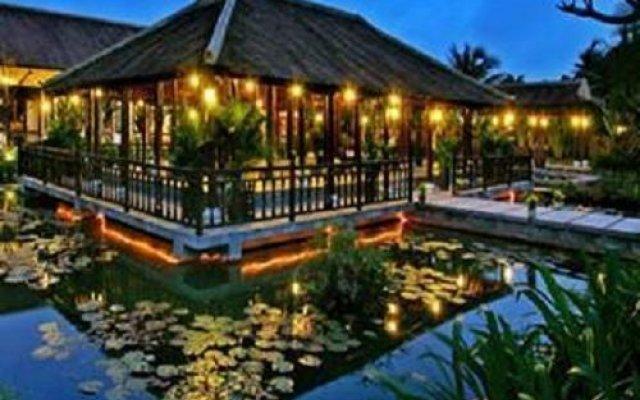 Отель VIlla Hoa Su вид на фасад