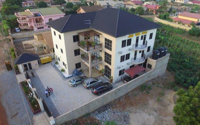 Park View Hotel вид на фасад