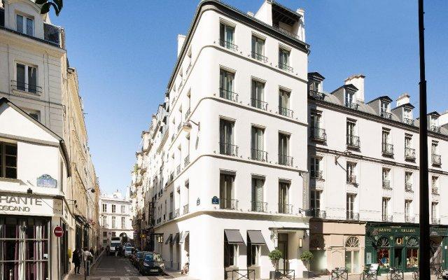 Отель Académie Hôtel Saint Germain Франция, Париж - отзывы, цены и фото номеров - забронировать отель Académie Hôtel Saint Germain онлайн вид на фасад