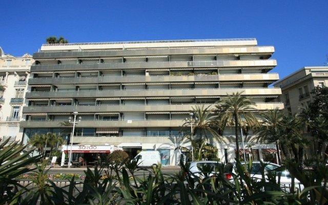 Отель Apart a Nice : A Breathtaking View on the Sea Ницца вид на фасад