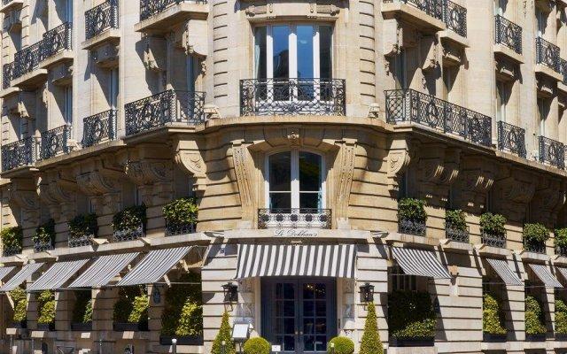 Отель Le Dokhan's, a Tribute Portfolio Hotel, Paris Франция, Париж - 1 отзыв об отеле, цены и фото номеров - забронировать отель Le Dokhan's, a Tribute Portfolio Hotel, Paris онлайн вид на фасад