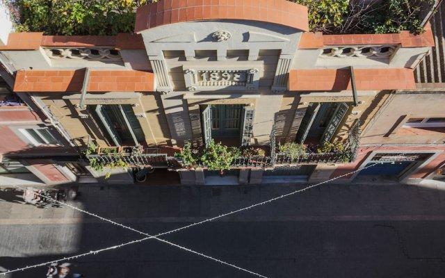 Отель Brummell Apartments Gracia Испания, Барселона - отзывы, цены и фото номеров - забронировать отель Brummell Apartments Gracia онлайн вид на фасад