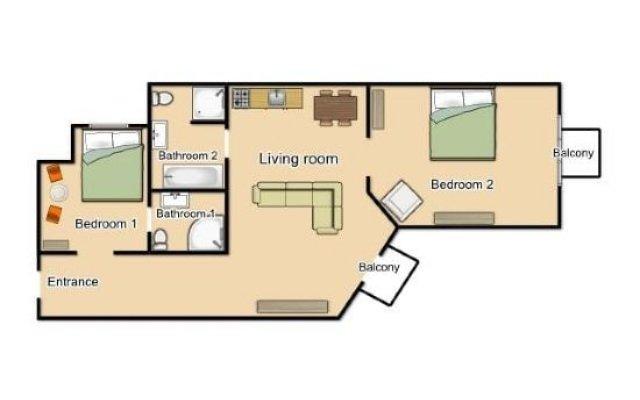 Отель Two Couples Apartment Венгрия, Будапешт - отзывы, цены и фото номеров - забронировать отель Two Couples Apartment онлайн