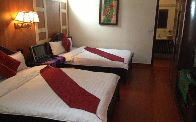 Отель Sapa Luxury Вьетнам, Шапа - отзывы, цены и фото номеров - забронировать отель Sapa Luxury онлайн комната для гостей