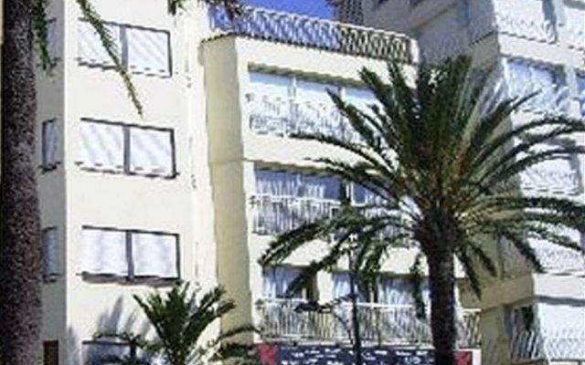 Отель Maeva Испания, Льорет-де-Мар - 2 отзыва об отеле, цены и фото номеров - забронировать отель Maeva онлайн вид на фасад