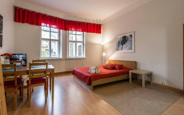 Отель Citykoti Downtown Apartments Финляндия, Хельсинки - отзывы, цены и фото номеров - забронировать отель Citykoti Downtown Apartments онлайн комната для гостей