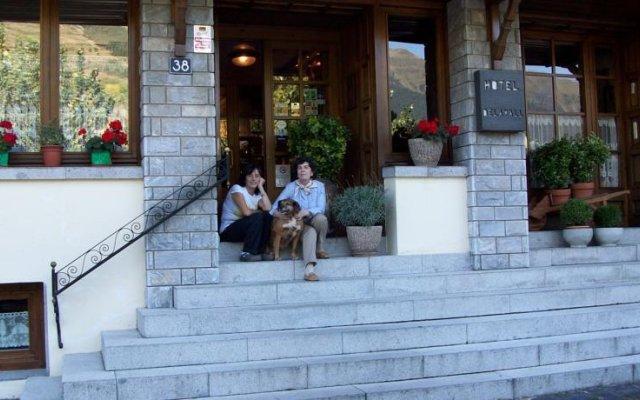 Отель Delavall Испания, Вьельа Э Михаран - отзывы, цены и фото номеров - забронировать отель Delavall онлайн вид на фасад