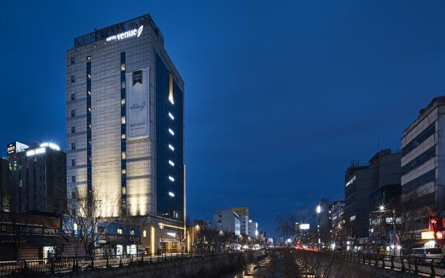 Hotel Venue G вид на фасад