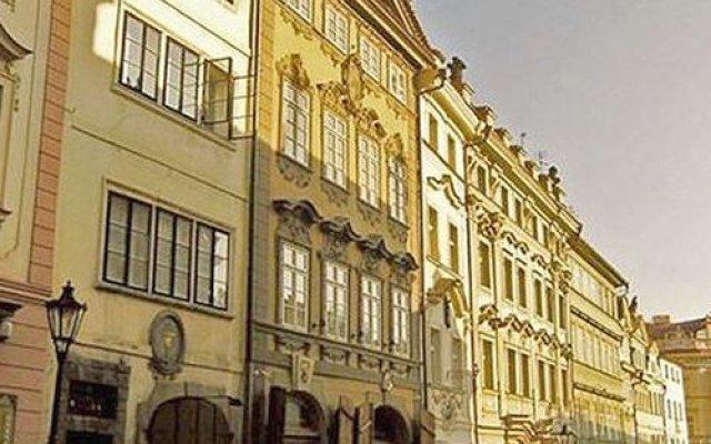 Отель Santini Residence Чехия, Прага - отзывы, цены и фото номеров - забронировать отель Santini Residence онлайн вид на фасад