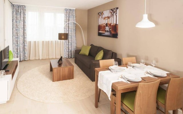 Ig Serviced Apartments Campus Lodge