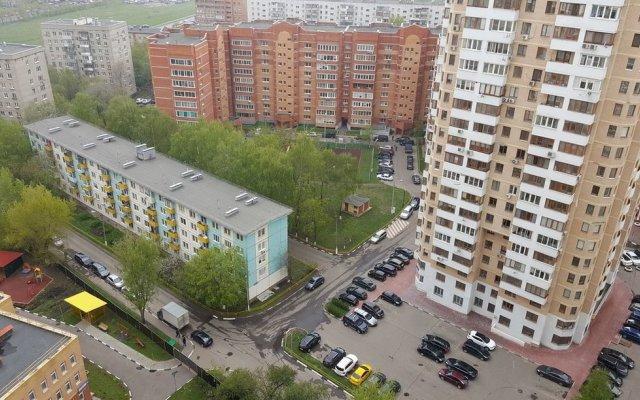 Гостиница LOFT STUDIO Nosovihinskoe 25-3 в Москве отзывы, цены и фото номеров - забронировать гостиницу LOFT STUDIO Nosovihinskoe 25-3 онлайн Москва вид на фасад