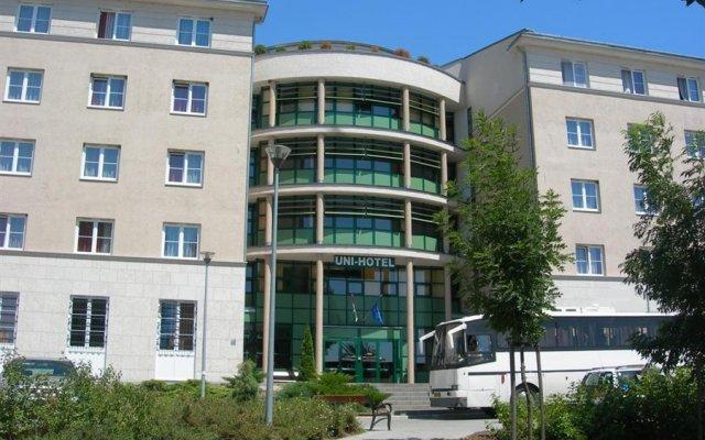 Отель Uni-Hotel Diakotthon Венгрия, Силвашварад - отзывы, цены и фото номеров - забронировать отель Uni-Hotel Diakotthon онлайн вид на фасад