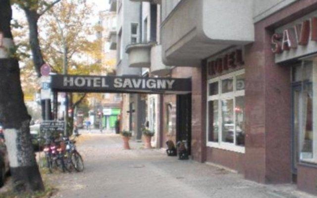 Отель Provocateur Berlin Берлин вид на фасад