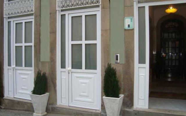 Отель Residencial Portomadrid вид на фасад