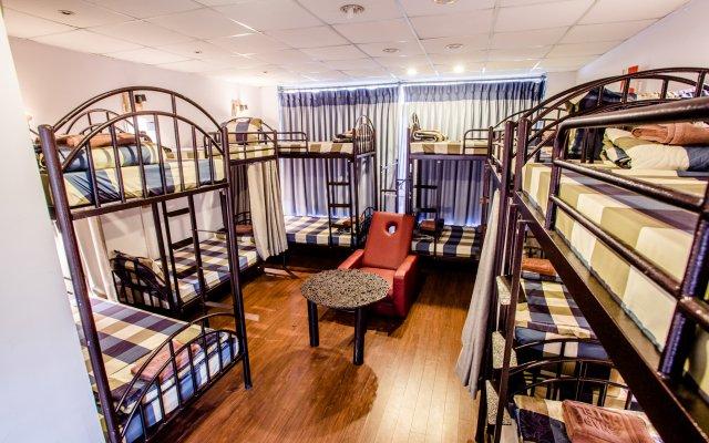 Cheetah Hostel Ханой интерьер отеля