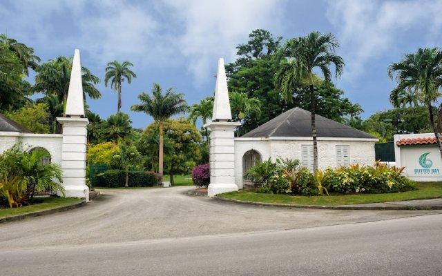 Отель Royal Glitter Bay Villas вид на фасад