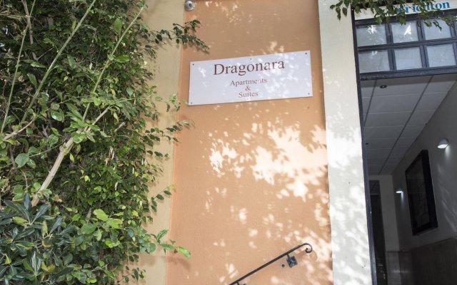 Отель Dragonara Court Сан Джулианс вид на фасад