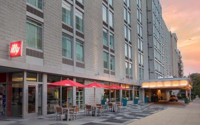 Отель The Wink Hotel США, Вашингтон - отзывы, цены и фото номеров - забронировать отель The Wink Hotel онлайн вид на фасад