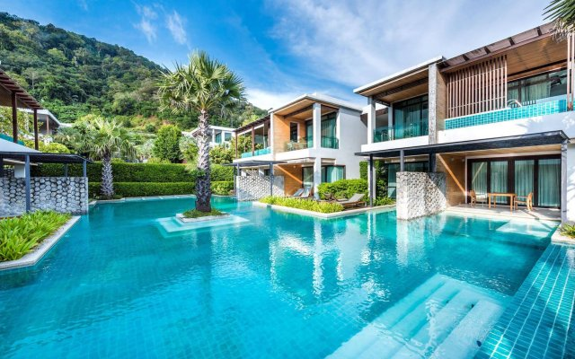 Отель Wyndham Sea Pearl Resort Phuket вид на фасад