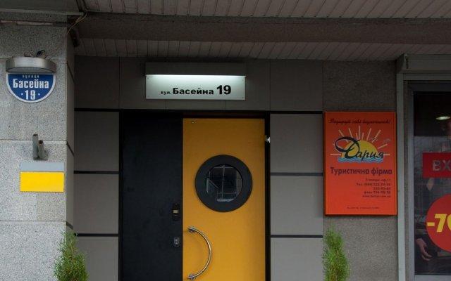 Гостиница Partner Guest House Khreschatyk вид на фасад