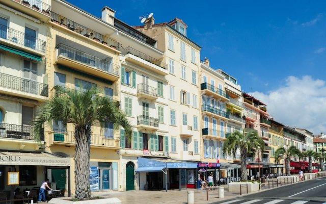 Отель Résidence du Port YourHostHelper Франция, Канны - отзывы, цены и фото номеров - забронировать отель Résidence du Port YourHostHelper онлайн вид на фасад