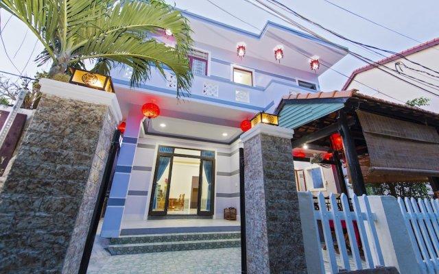 Отель Bougain Villeas Homestay вид на фасад