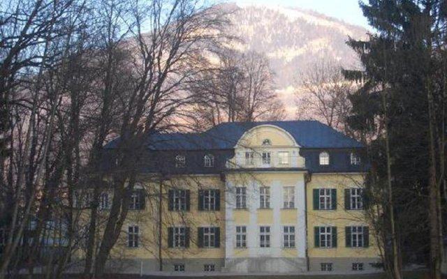 Отель Villa Trapp Австрия, Зальцбург - отзывы, цены и фото номеров - забронировать отель Villa Trapp онлайн вид на фасад