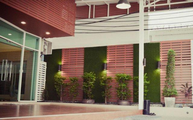 Отель UR 22 Residence Таиланд, Бангкок - отзывы, цены и фото номеров - забронировать отель UR 22 Residence онлайн вид на фасад