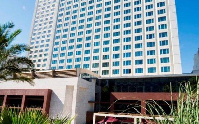 Отель Corinthia Lisbon Португалия, Лиссабон - 2 отзыва об отеле, цены и фото номеров - забронировать отель Corinthia Lisbon онлайн вид на фасад