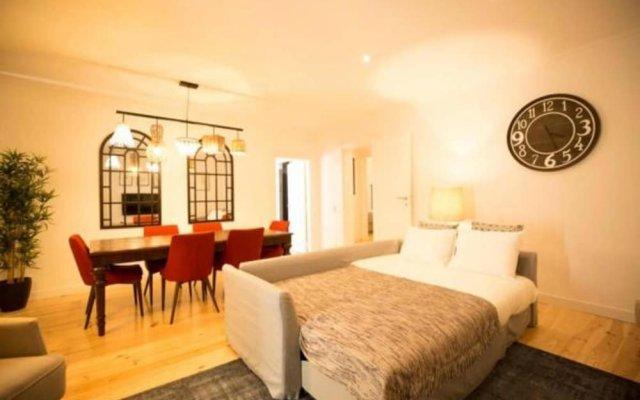 Отель Olá Lisbon - Chiado III комната для гостей
