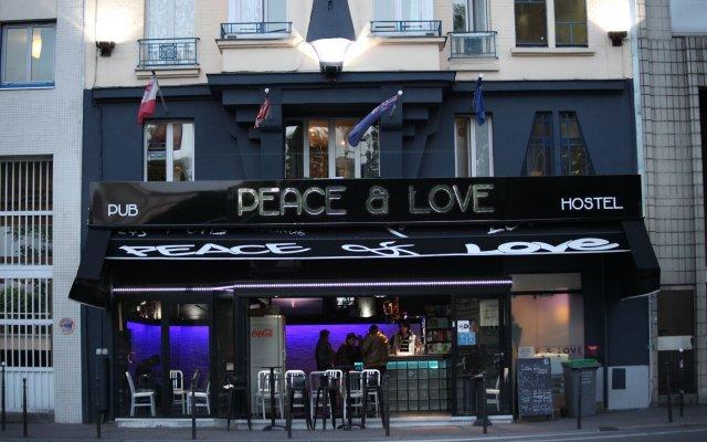 Peace & Love - Hostel вид на фасад