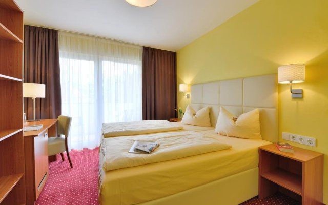 Отель Burghotel Stammhaus комната для гостей