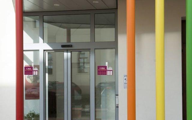 Отель Casa al Carmine Италия, Падуя - отзывы, цены и фото номеров - забронировать отель Casa al Carmine онлайн вид на фасад