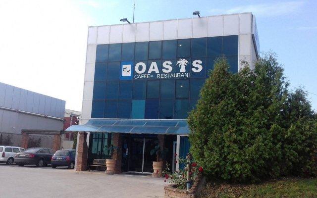 Отель Oasis Сербия, Белград - отзывы, цены и фото номеров - забронировать отель Oasis онлайн вид на фасад